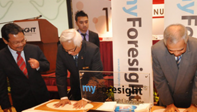 National Foresight Institute Launching Ceremony