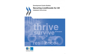 Securing Livelihoods For All : Foresight For Action