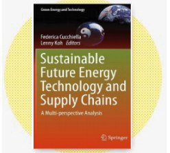 SUSTAINABLE FUTURE ENERGY TECHNOLOGY AND SUPPLY CHAINS: A MULTIPERSPECTIVE ANALYSIS (GREEN ENERGY AND TECHNOLOGY) 2015TH EDITION