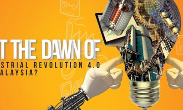 Is It The Dawn of Industrial Revolution 4.0 in Malaysia?