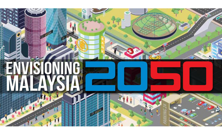A Peek Into The Future Envisioning Malaysia 2050