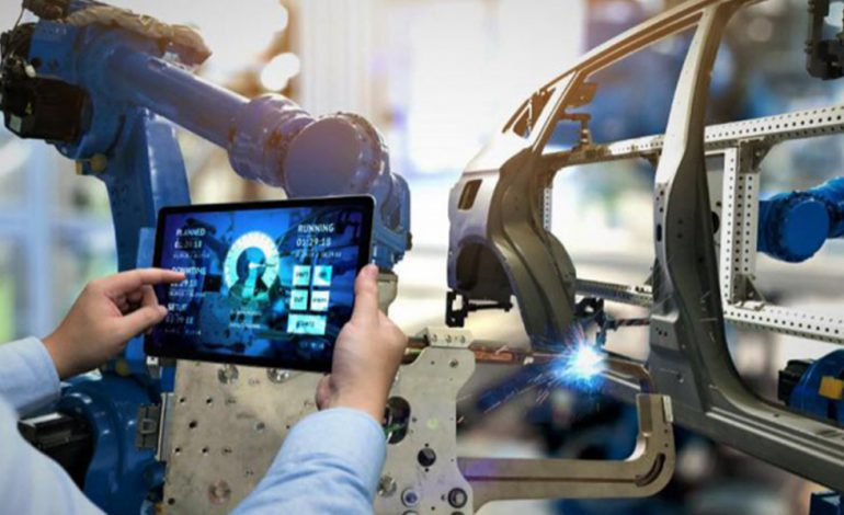 New Face of Manufacturing: Drivers of Change Excerpt from Industry 4.0 Policy Framework
