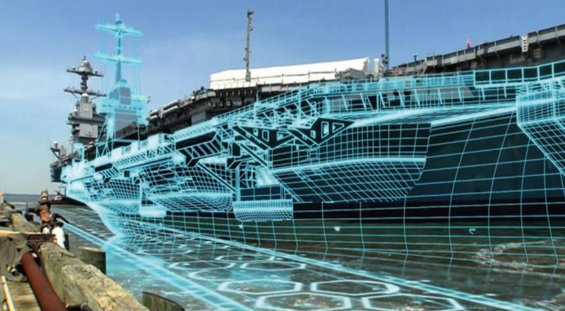 Shipyard 4.0: Adapting to the Advancement and Convergence of Technologies