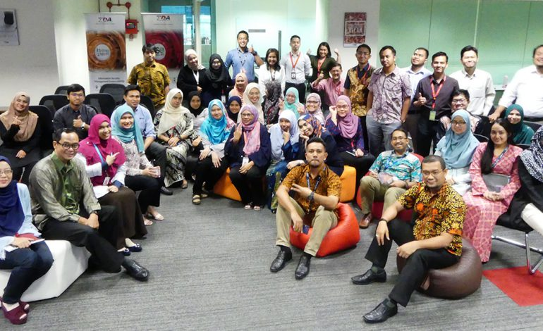 Blockchain Sharing Sessions with TDA Berhad