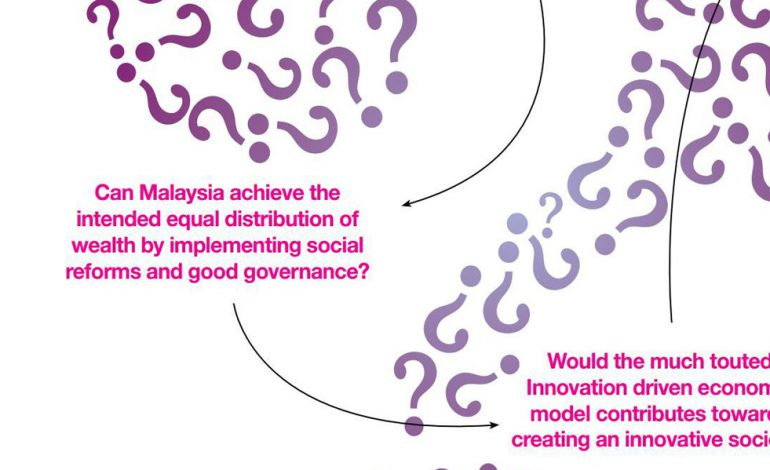 Malaysia's Different Path Towards 2020 Future Scenarios