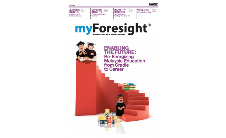 Enabling the Future : Re-energizing Malaysia Education from Cradle to Career