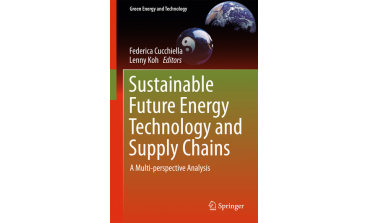 Sustainable Future Energy Technology and Supply Chains : A Multiperspective Analysis (Green Energy And Technology) 2015TH Edition