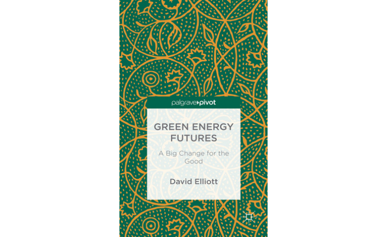Green Energy : A Big Change For The Good