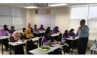 myForesight® Club 2017 @ Universiti Tun Hussein Onn Malaysia