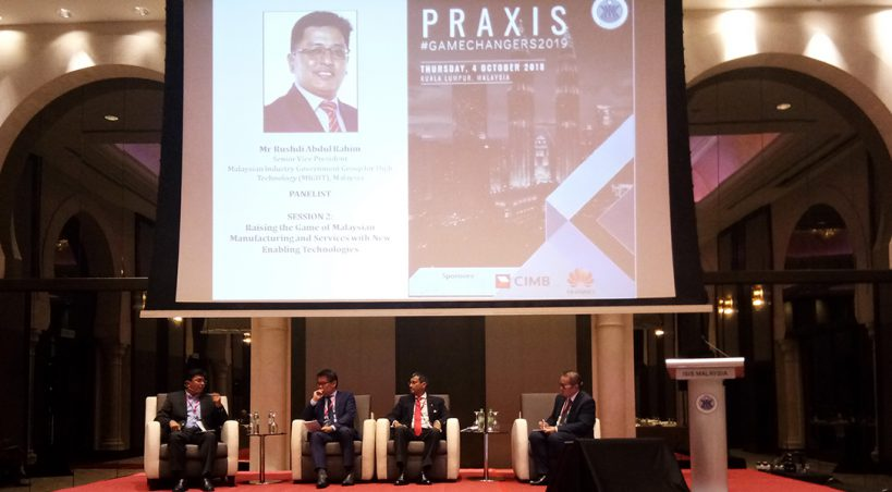 Raising the Game of Malaysian Manufacturing and Services with New Enabling Technologies
