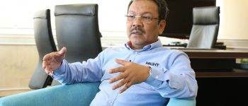 In Person with : Datuk Dr. Mohd Yusoff Sulaiman, Gearing up for better futures