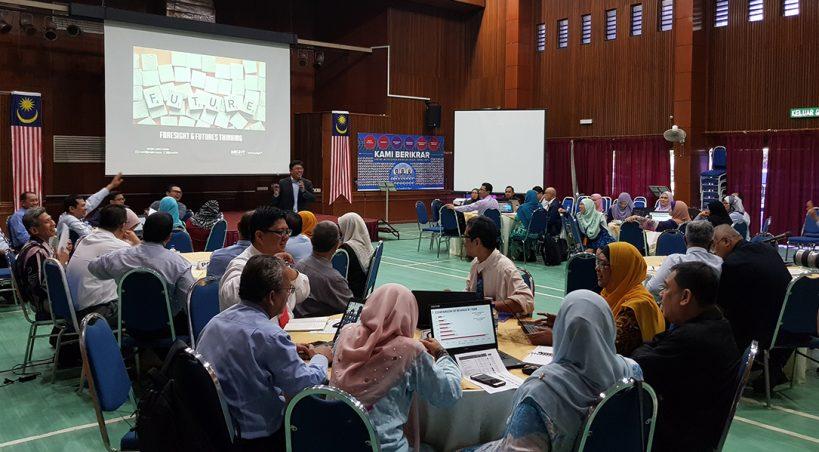 MPC Foresight management retreat