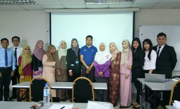 Projek Sarjana Muda 2 (PSM II) final year paper presentation