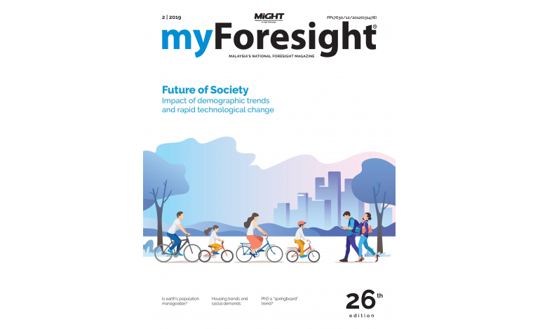 Future of Society : Impact of demographic trends and rapid technological change