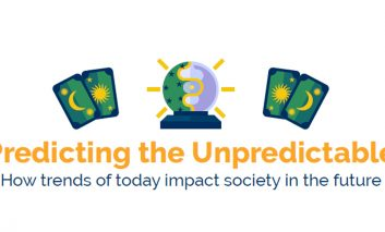 Predicting the Unpredictable How trends of today impact society in the future
